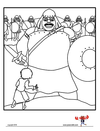 Jase Crabb Coloring Page